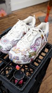 """Gravity Sucks""_white_sneakers_stick-on_tattoos_2015"